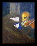 Death's Serenade   -Oil, 2007
