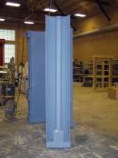 Rotating columns: Base step