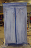 Completed Armoire