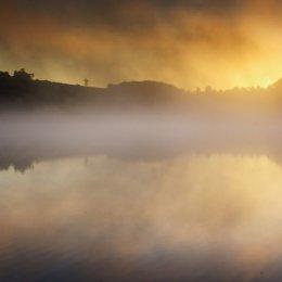 Atmospheric Sunrise