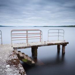 Lough Melvin Pier