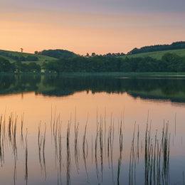 Summer Dawn Lake
