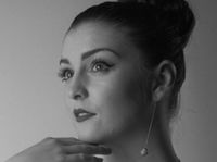 Maria May - Medium Format Film Scan
