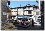 Medieval French towns / villes du moyen âge