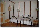 'Les Abricots' with twin beds / avec deux lits