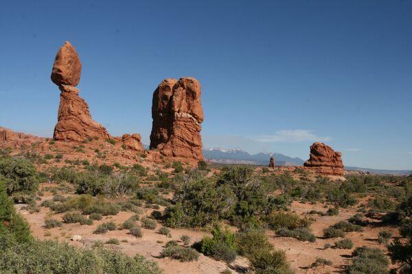 Balanced Rock ~ Arches National Park