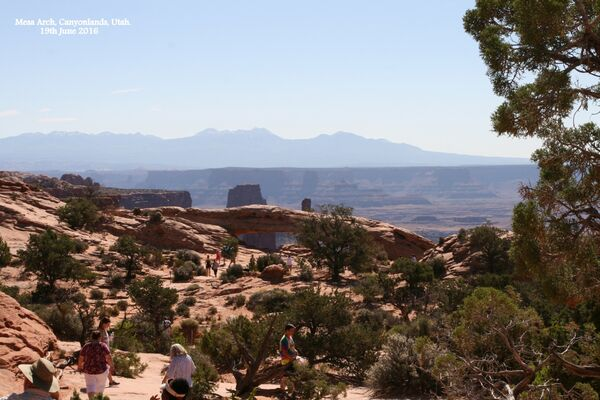 Mesa ~ Canyonlands National Park