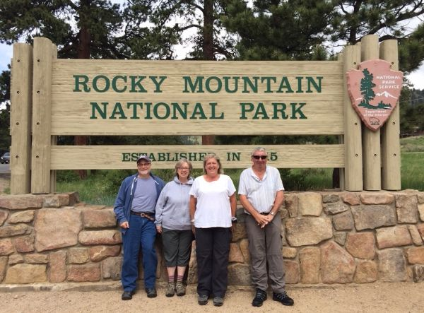 020. Rocky Mountain National Park