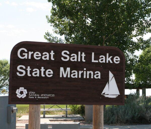 Great Salt Lake State Marina
