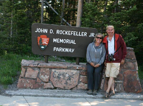 John D Rockefeller Jr Memorial Parkway