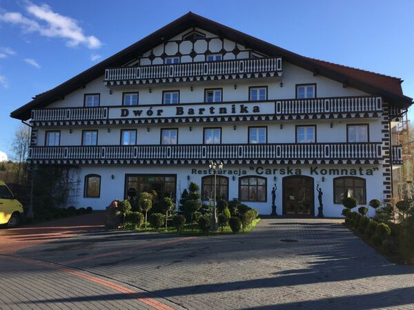 Our First Hotel in Poland