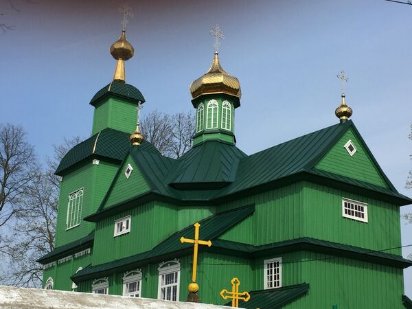 Russian Orthadox Church, Poland