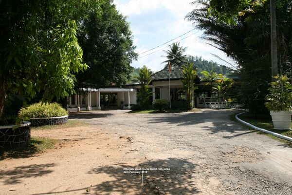 Kitulgala Rest House Hotel