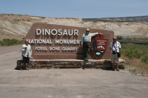 114. Dinosaur National Monument