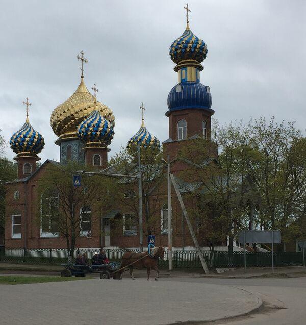 Russian Orthadox Church, Belarus