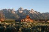 159. Moulton Barn, Grand Teton