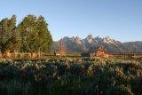 160. Moulton Barn, Grand Teton