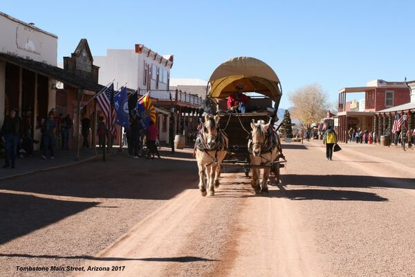 Tombstone, Arizona