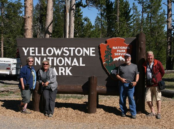 184. Yellowstone National Park