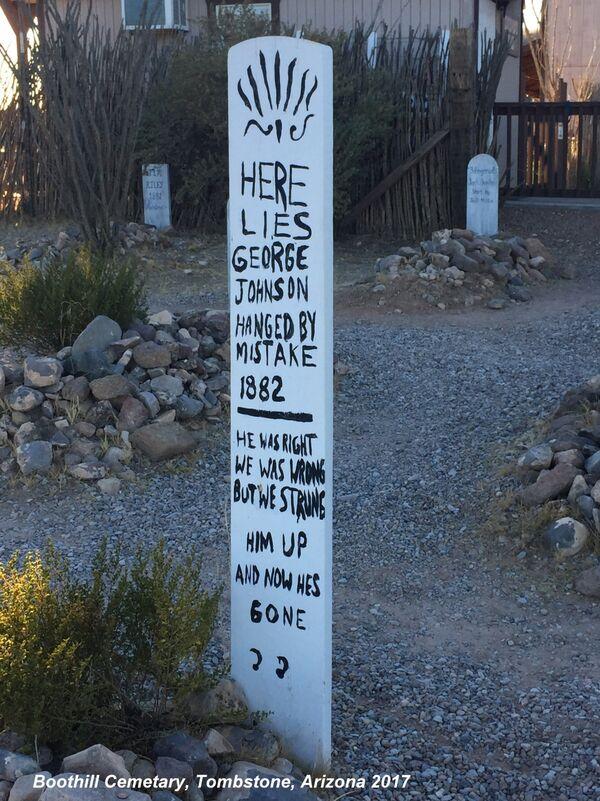 Boothill, Arizona