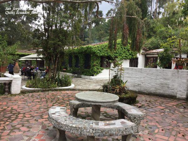 San Jorge Eco Lodge Quito