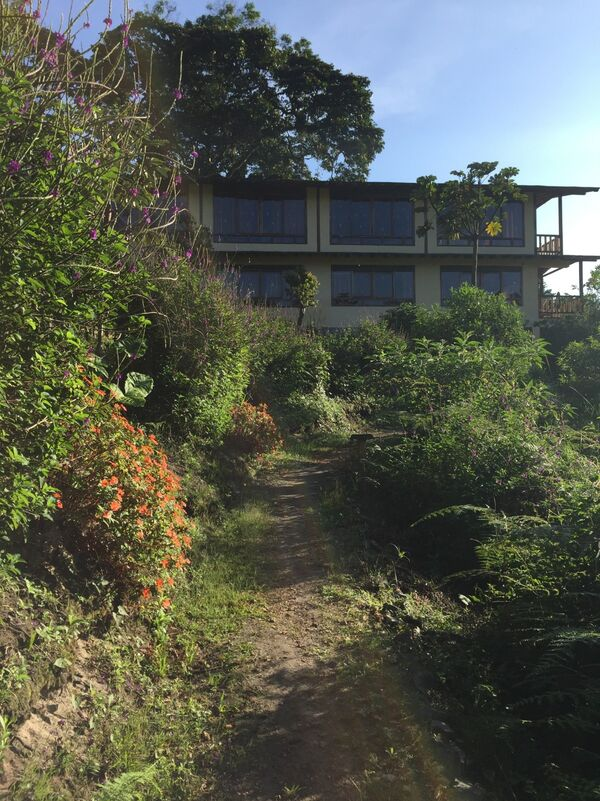 San Jorge Eco Lodge Tandayapa