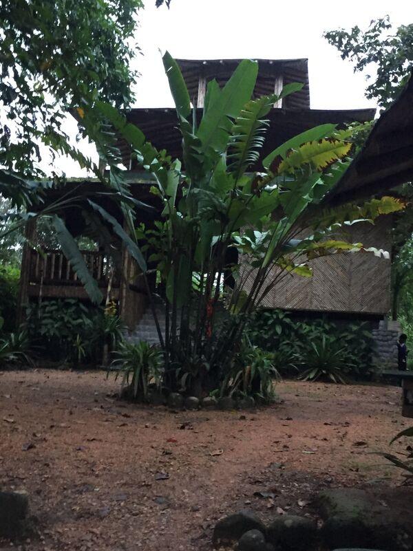 San Jorge Eco Lodge de Milpe