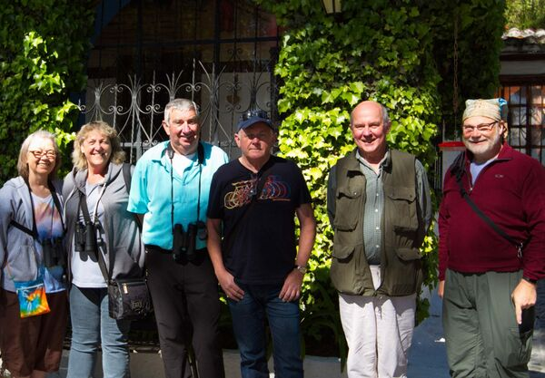 Cathy, April, Bill, Paul, Derek & Clay