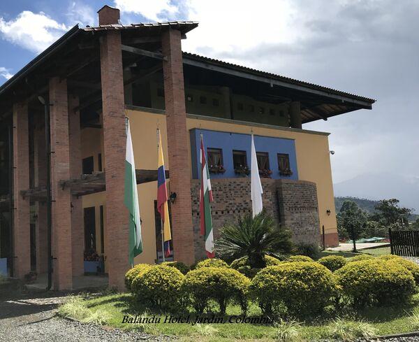 Balandu Hotel, Jardin, Antioquia