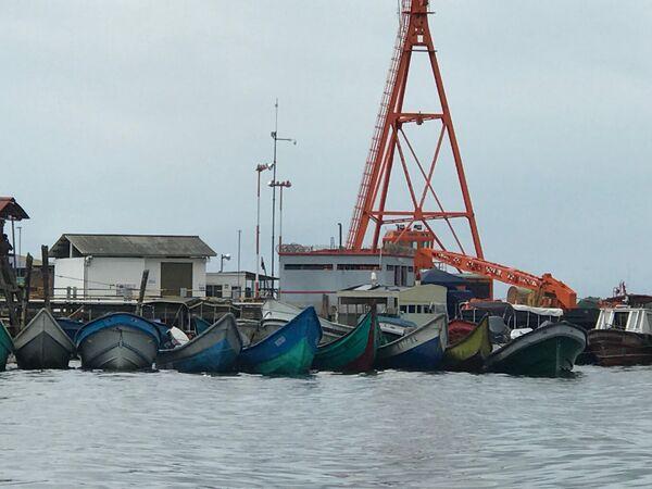 Tumaco Dock