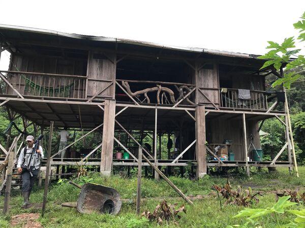 Isla la Escondida Lodge