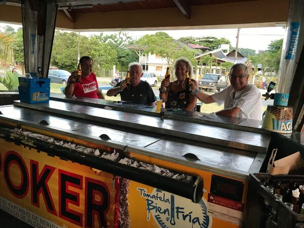 Tumaco Beach Bar