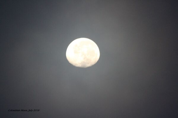 Colombian Moon