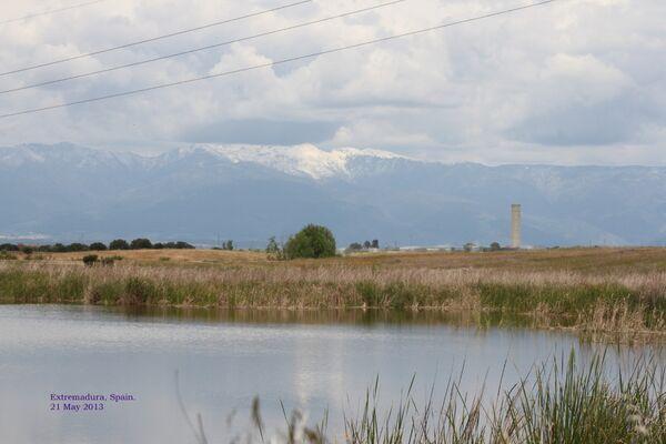Wetlands of Saucedilla