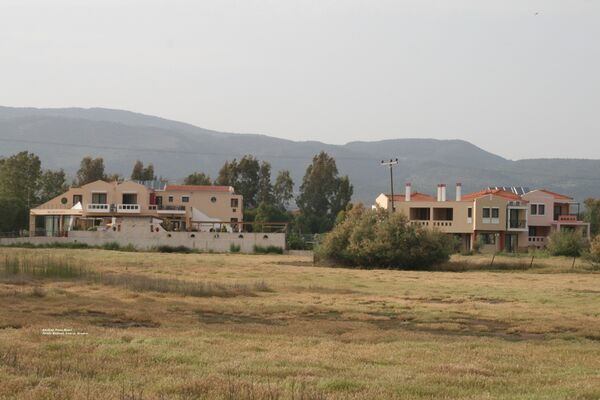 Aeolian Gaea Hotel ~ May 2010