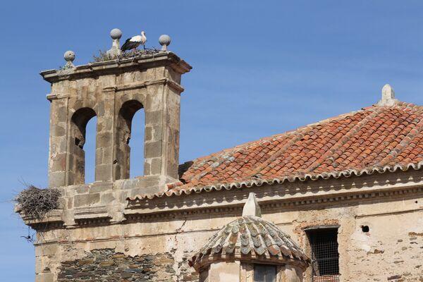 Convent, Alcantara