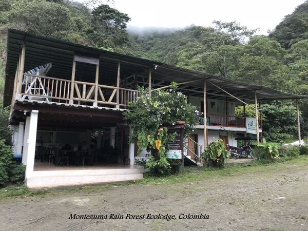 Montezuma Lodge