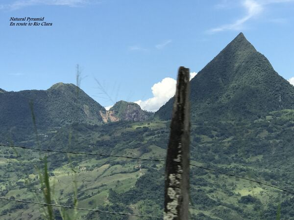 Natural Pyramid 3
