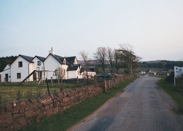 The Pennyghael Hotel, Isle of Mull