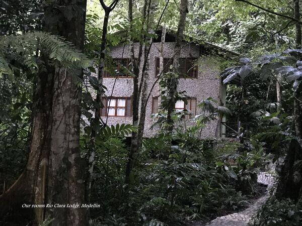 Rio Clara Lodge, Medellin