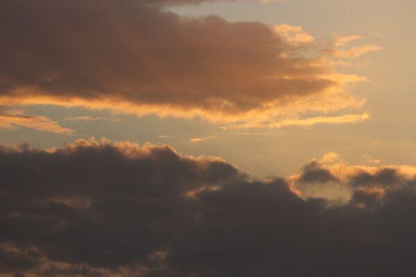October Sunset Titchwell RSPB, Norfolk