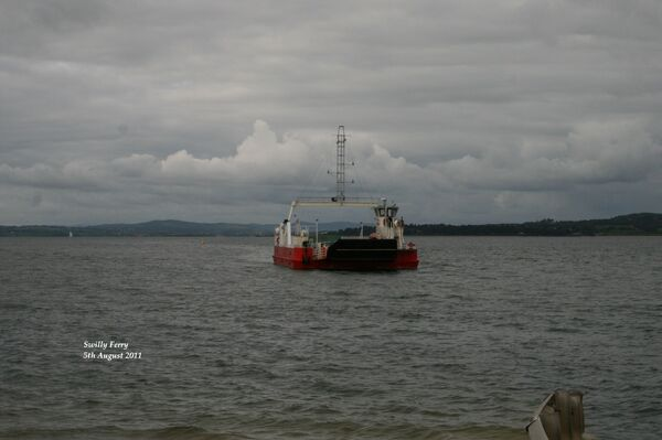 Swilly Ferry, Co. Donegal