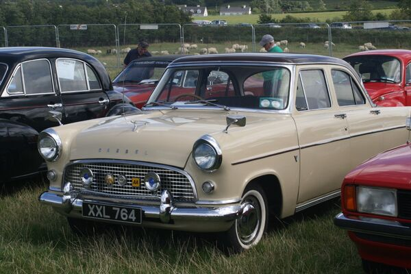 Vintage Rally, Co. Donegal