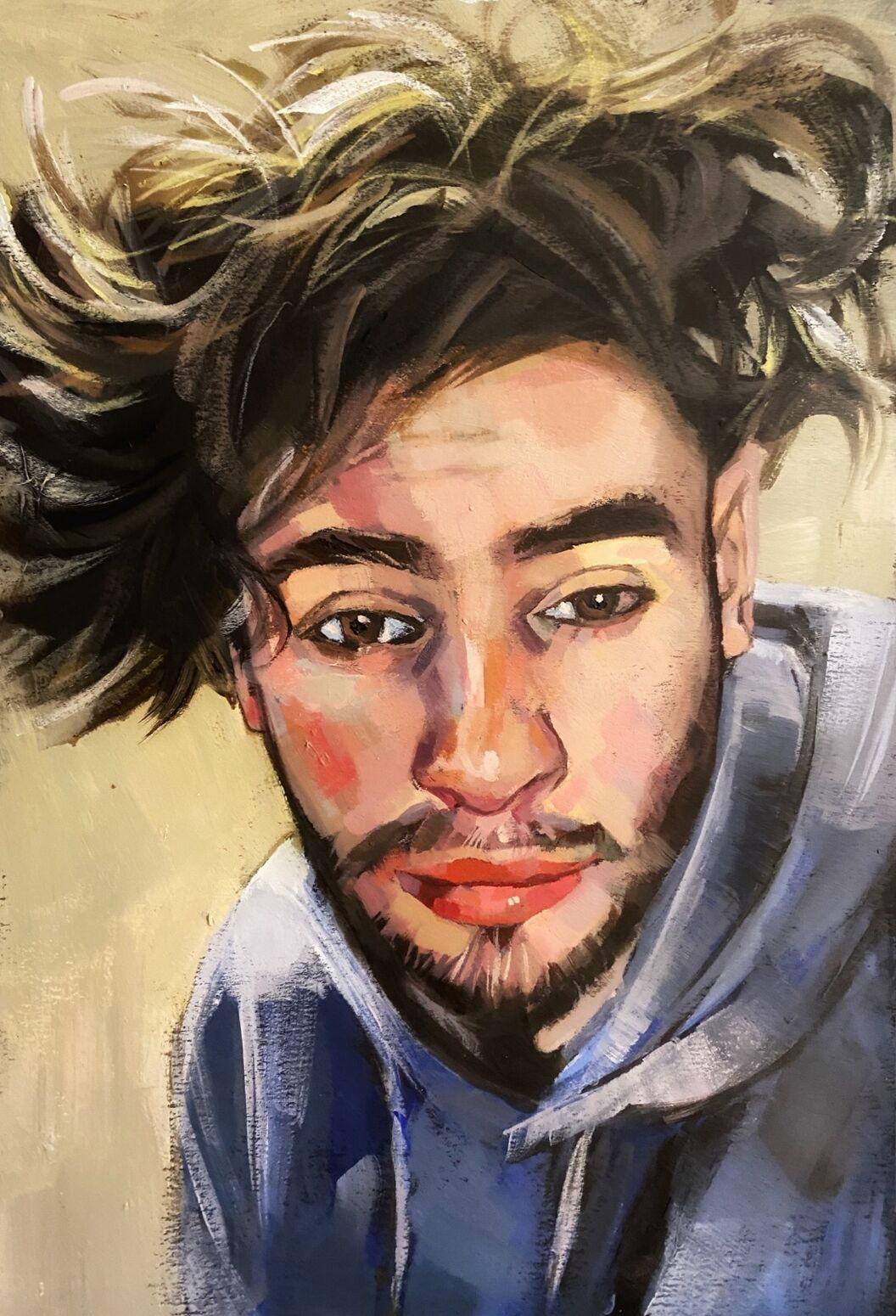 LOCKDOWN HAIR DAVID