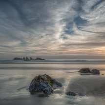 Bandon Beach Sunset 1