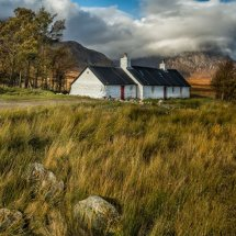 Black  Rock  Cottage  Glen  Coe