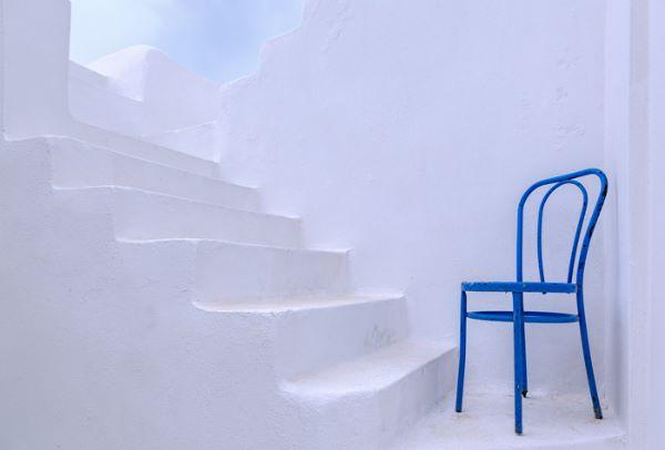 Blue-Chair