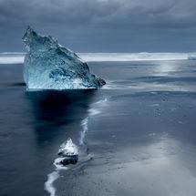 Breiðamerkursandur Diamond Ice Beach 5
