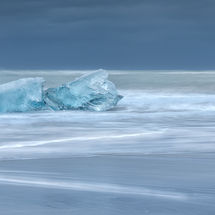 Breiðamerkursandur Diamond Ice Beach 6