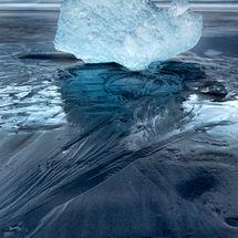 Breiðamerkursandur  Diamond Ice Beach
